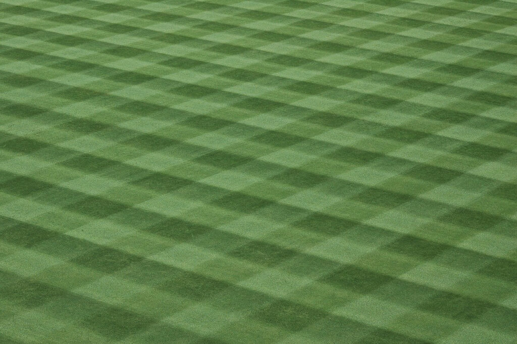 lawn mowing patterns
